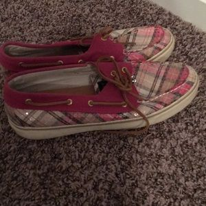 Size 10 Sperry's
